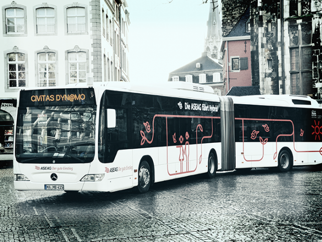 Mobilitätsverbund für die Region