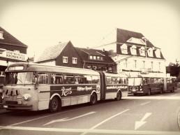 Letzer Betriebstag 1974.