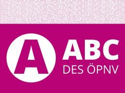 ABC des ÖPNV - Buchstabe A.