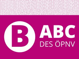ABC des ÖPNV - Buchstabe B.
