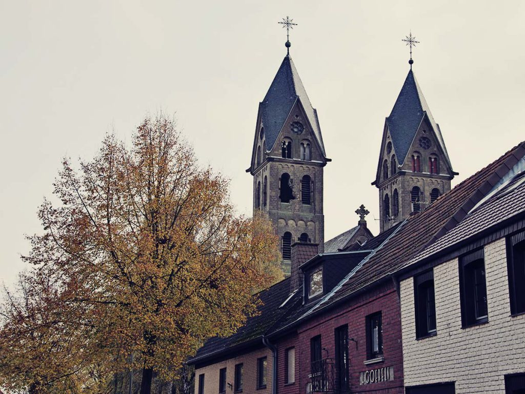 Der Dom von Immerath.