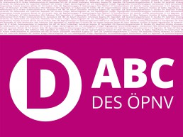ABC des ÖPNV - Buchstabe D.